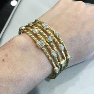 77d3b6a9c David Yurman Jewelry - DAVID YURMAN 18K GOLD 1